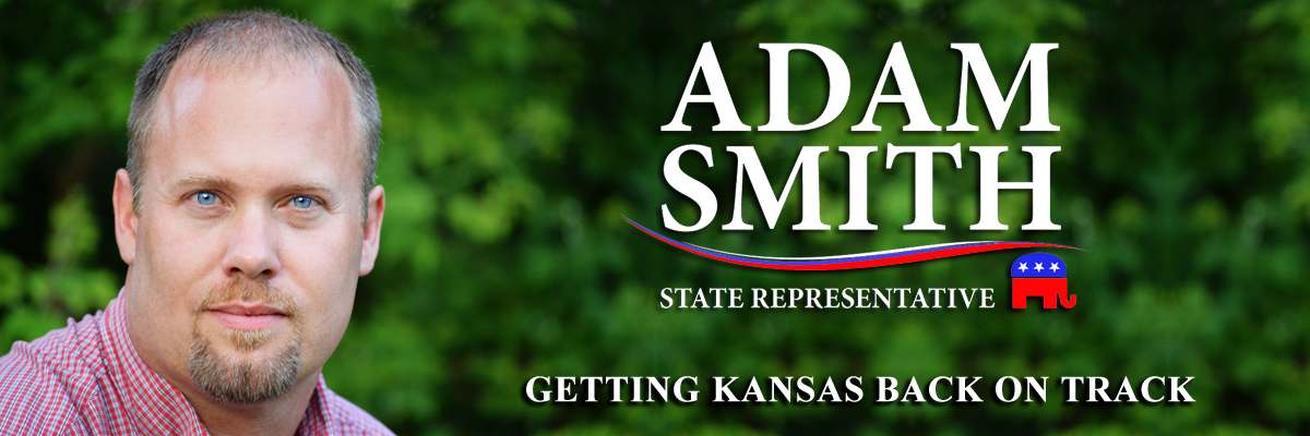 Adam Smith Kansas State Representative